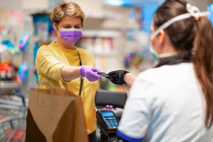 Reopened stores putting returned items in quarantine before re-shelving due to coronavirus