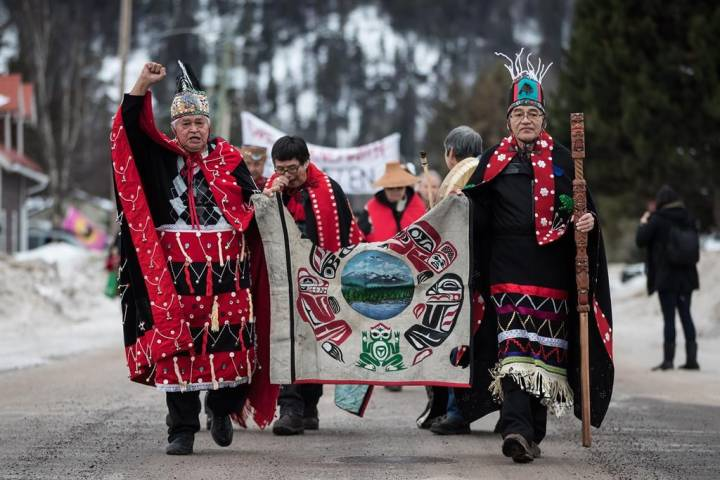 Wet'suwet'en hereditary chiefs release details of gov't pact, but members still concerned
