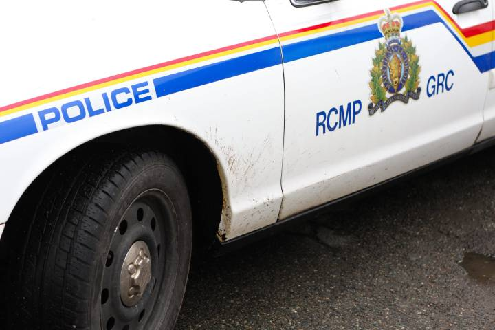 Woman dies in single-vehicle rollover near Holden: Alberta RCMP