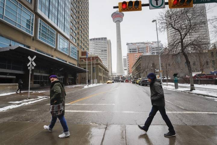 Work-from-home measures may leave Calgary buildings vacant as employers look long-term