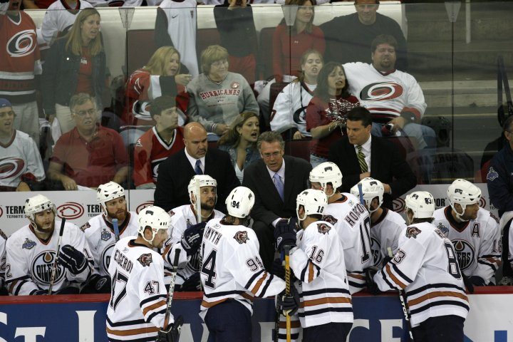 2006 loss still stings for former Edmonton Oilers coach Craig MacTavish
