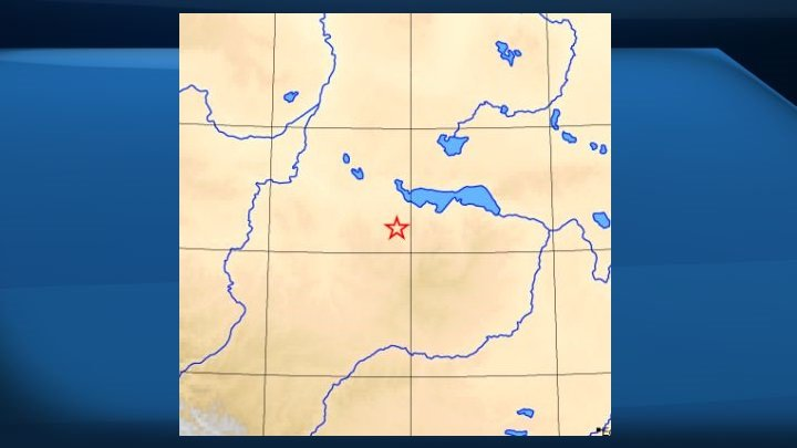 4.0-magnitude earthquake detected in northern Alberta