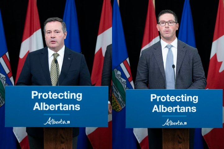 Alberta premier, justice minister to make firearms enforcement announcement