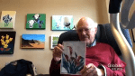 Calgary Cares: Seniors receive special surprise from Leighton Art Centre