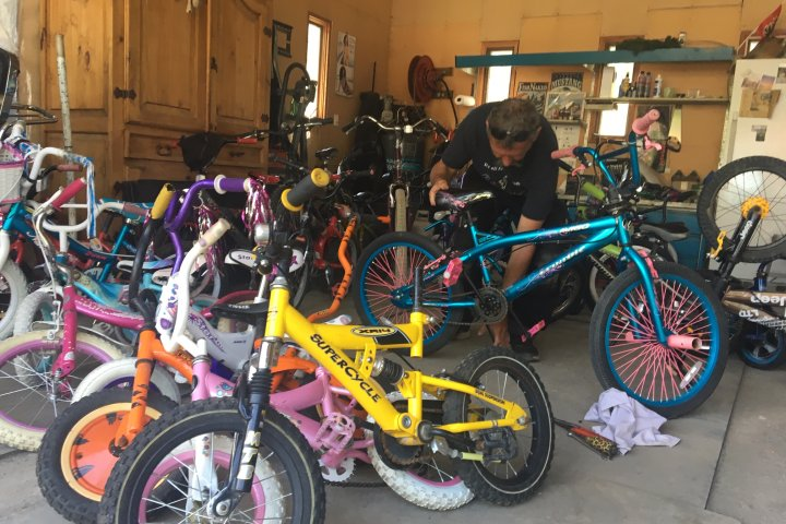 Calgary Cares: YYC Kids Ride puts out call for donated bicycles