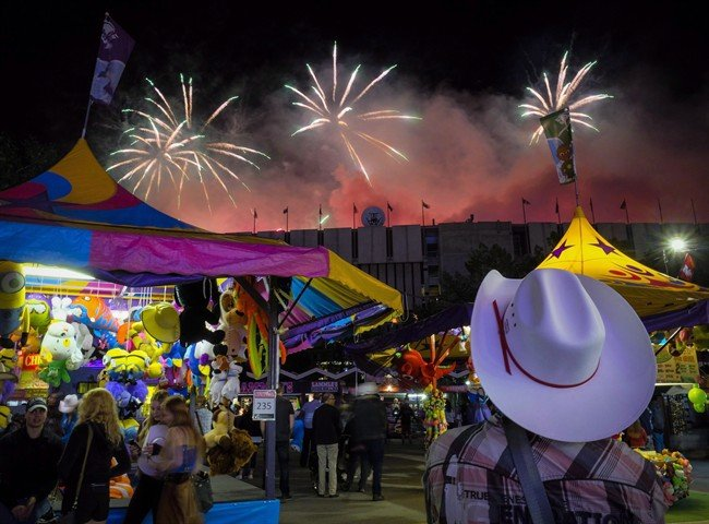 Calgary Stampede announces 2 fireworks displays despite cancellation of 2020 event