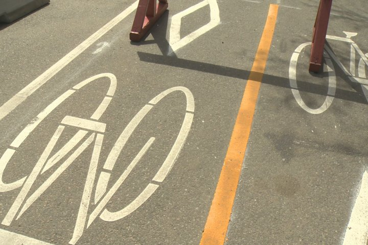 City officials release broad plan for expanding Edmonton's bike lane system