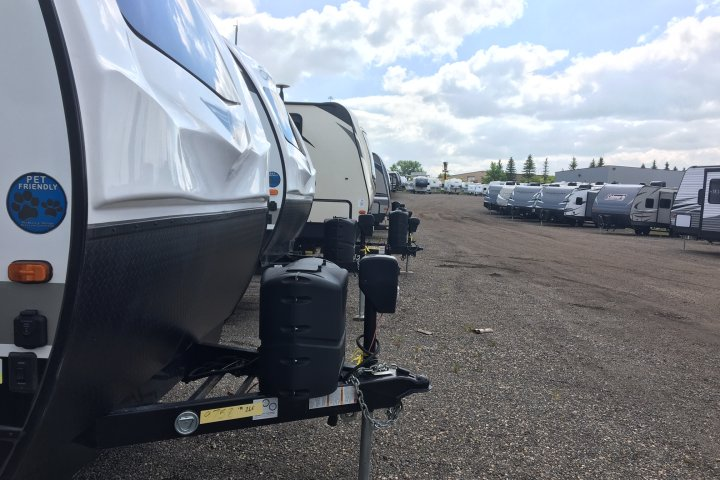 Edmonton RV company sees spike in sales amid travel restrictions