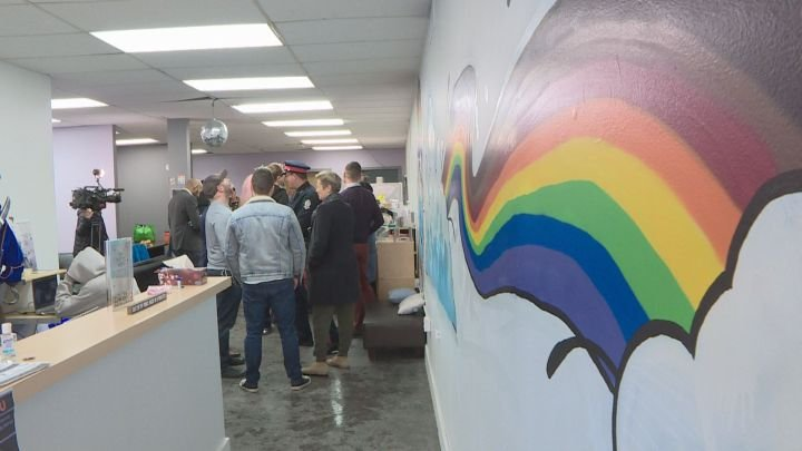 Edmonton centre for queer and trans youth looking for help after province cuts funding