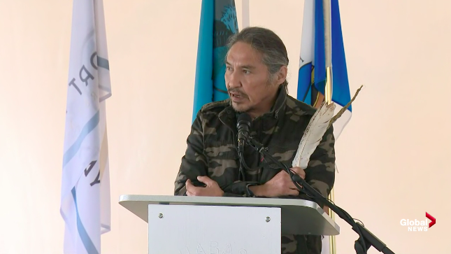 'Enough is enough': First Nations Chief says he needed to tell story of alleged RCMP beating