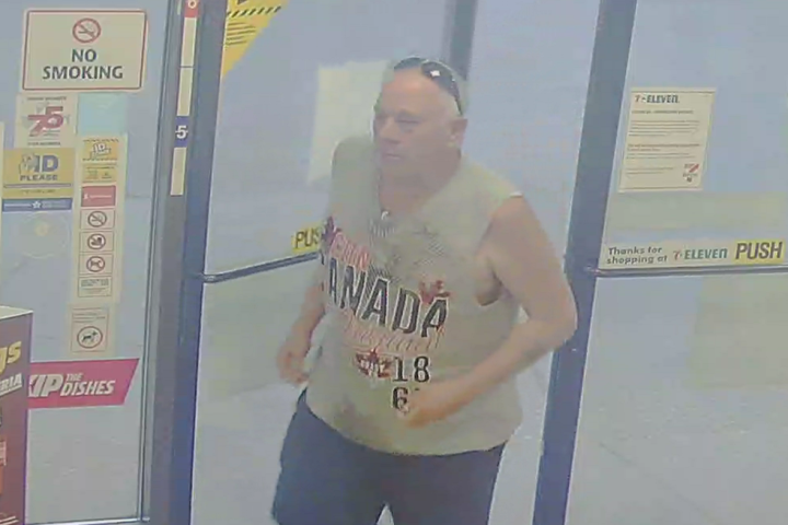 Fort Saskatchewan RCMP need help identifying person of interest in sexual assault