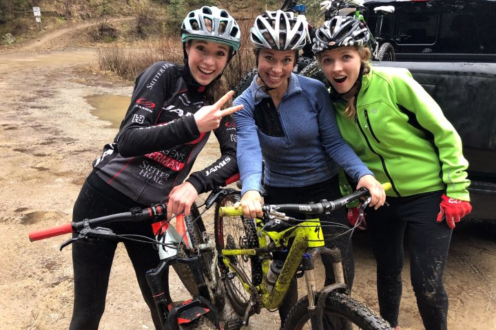 Lacombe sisters launch biking day camp after pandemic shuttered their summer jobs