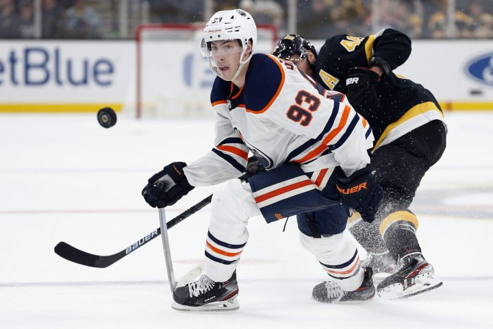 Ryan Nugent-Hopkins hoping best still to come for Edmonton Oilers