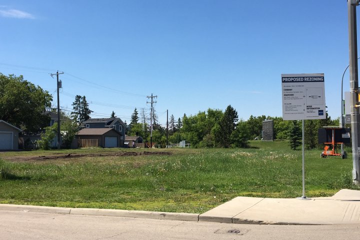 Southeast Edmonton residents speak out against supportive housing complex