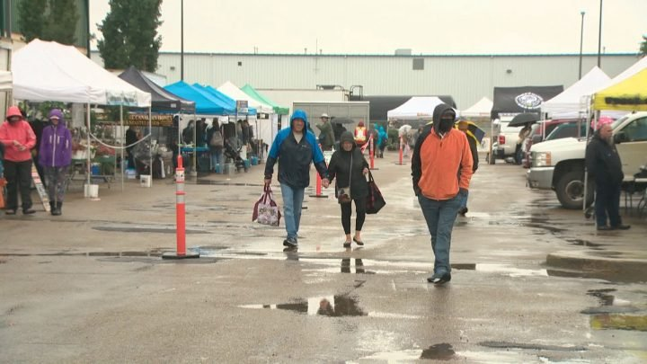 St. Albert Farmers' Market now open in new location