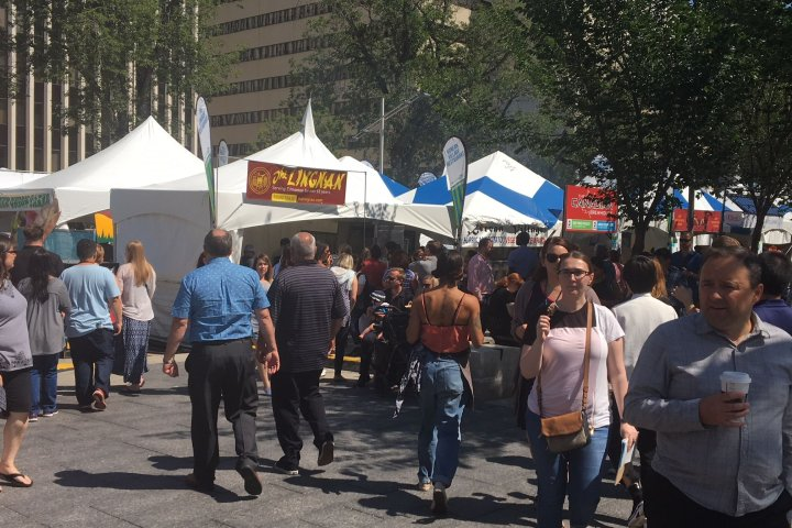 Taste of Edmonton, Heritage Festival face financial hardship — one may call it quits for good