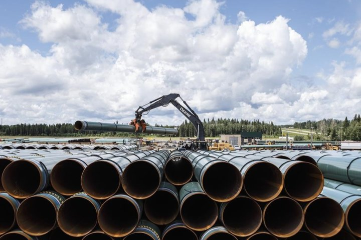 Trans Mountain pipeline shut down after oil spill at B.C. pump station
