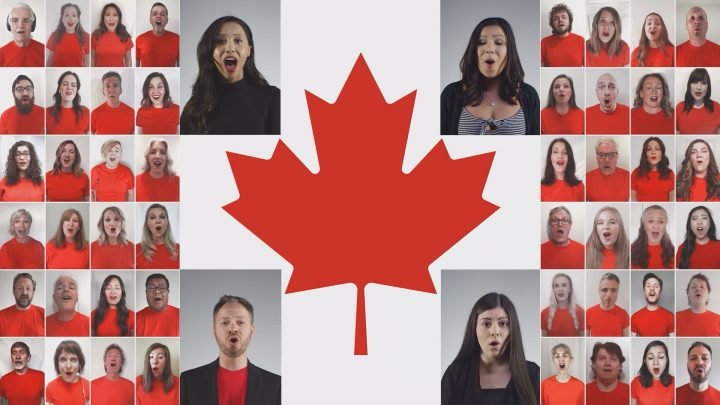 Vocal group Revv52 re-imagines 'O Canada' to reflect spirit of reconciliation