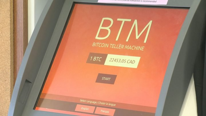 $90K Bitcoin scam in Red Deer prevented by warning poster: RCMP