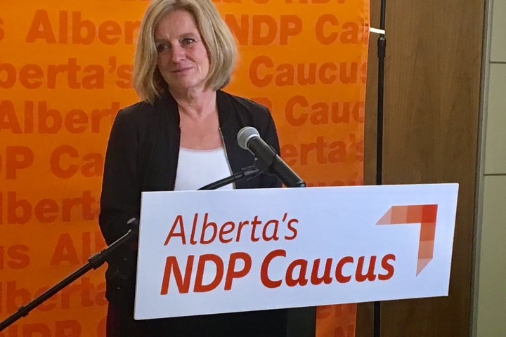 Alberta NDP leader calls out UCP refusal to consult on parks changes