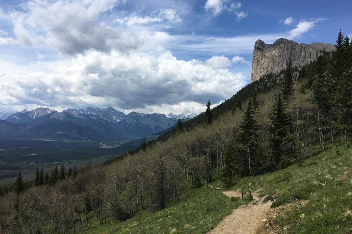 Alberta climbing community seeks change for 'racist, sexist' mountain, trail names