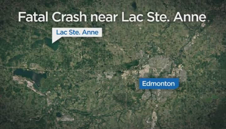 Alberta man's body found 1 day after single vehicle rollover