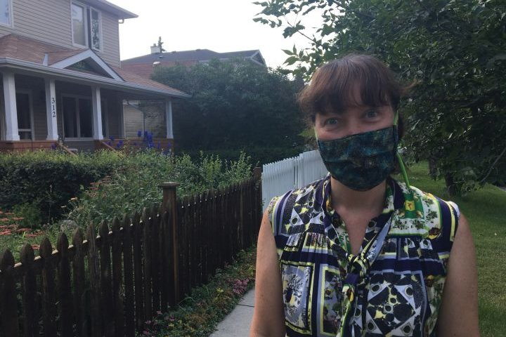 COVID-19: Doctors say wearing masks in crowded outdoor spaces helps prevent spread of coronavirus