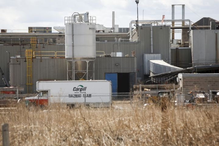 Class-action lawsuit alleges meat packer failed to take coronavirus precautions in Alberta