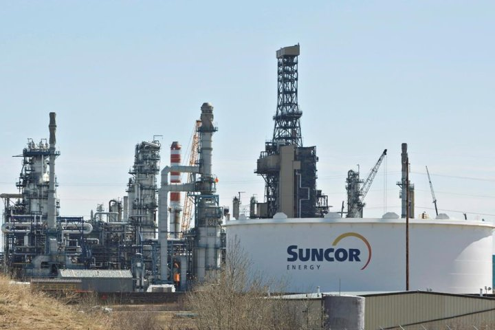 Environmental charges laid against Suncor for 2018 refinery incident