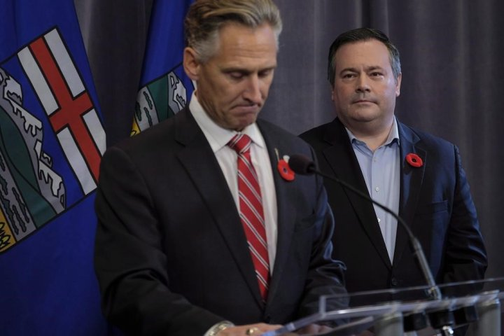 Former Alberta politician who gave seat up for Kenney gets Texas appointment
