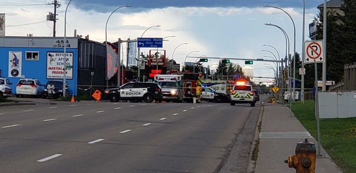 Impaired driving charges laid in fatal west Edmonton collision