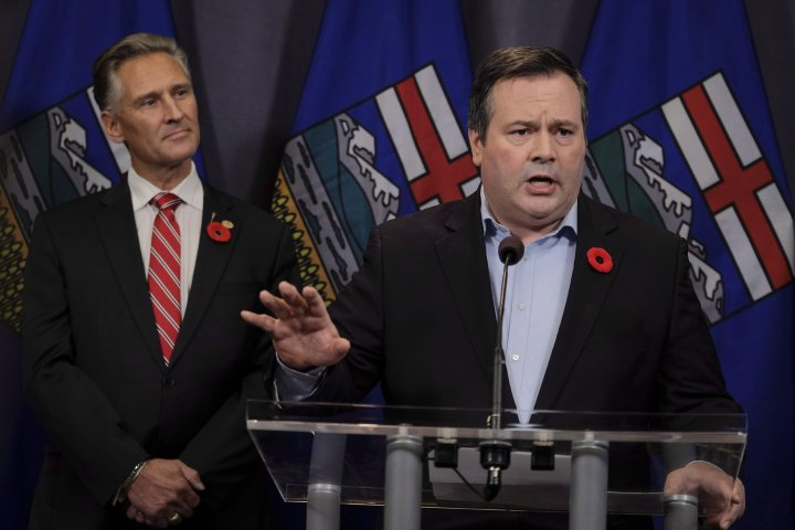 Kenney defends hiring ex MLA for trade office who gave up seat for Kenney to run