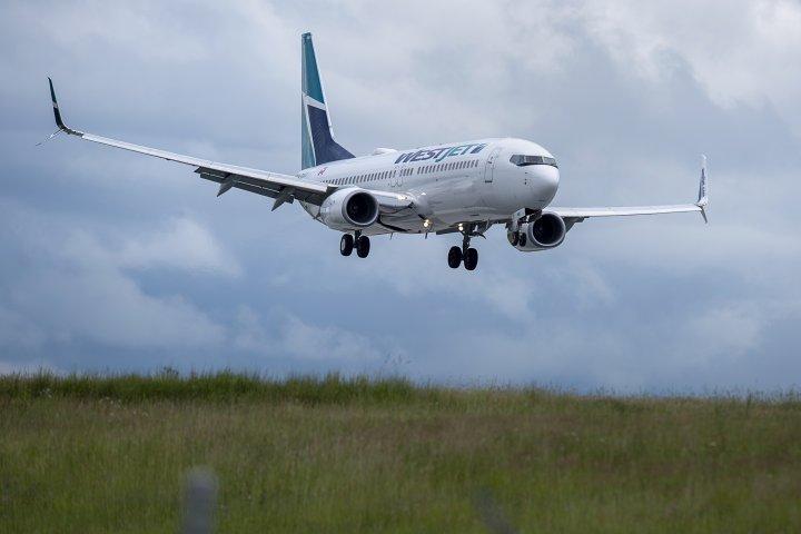 New coronavirus exposures reported on 4 B.C. flights, 3 of them headed to Alberta