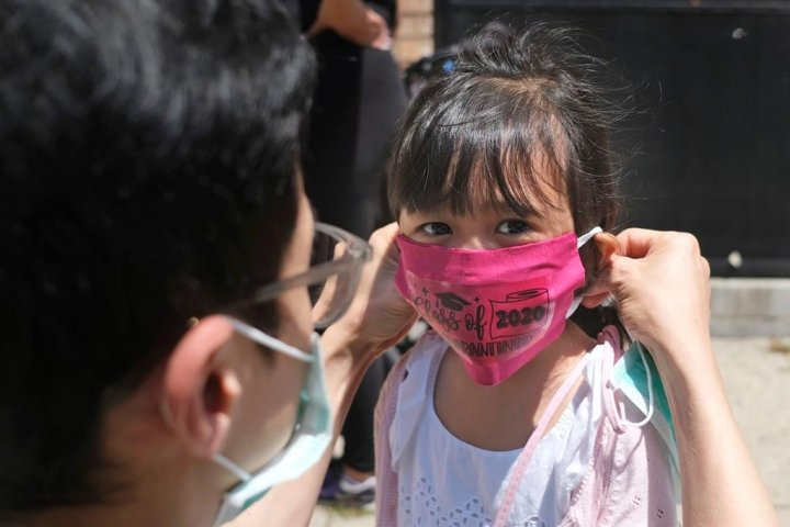 Physician-led group calls for mandatory masks when kids head back to school
