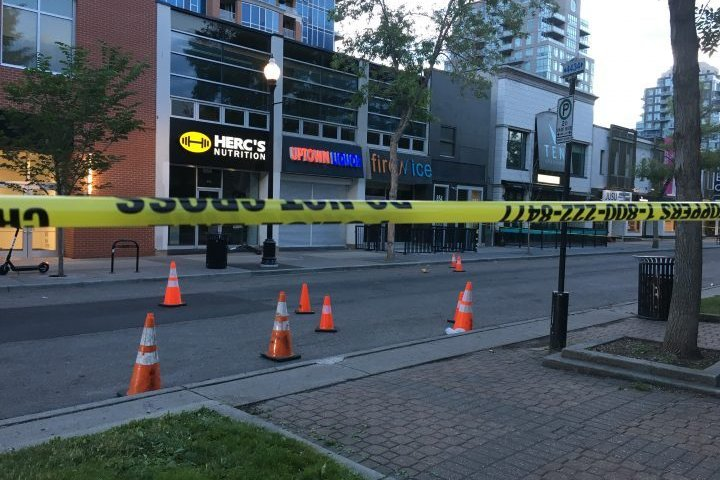 Police investigate shooting in southwest Calgary