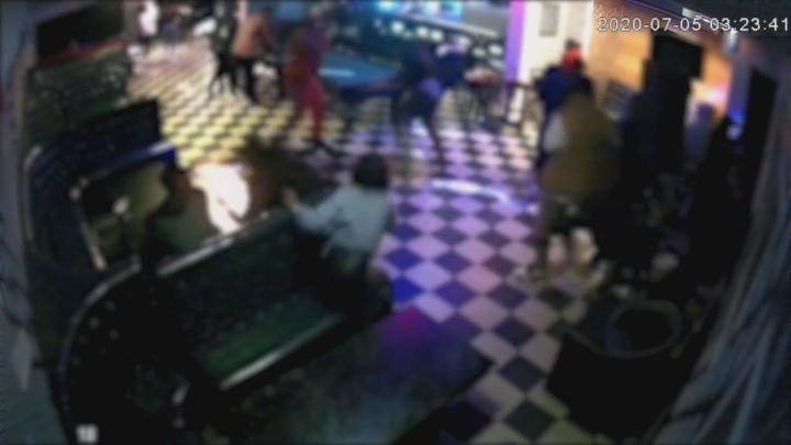 Police release video of Edmonton nightclub shooting in effort to have suspects identified