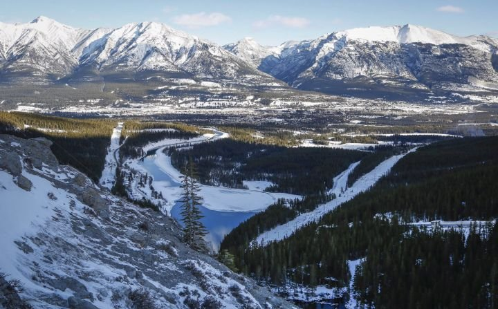Rocky Mountains photo archive documents high-altitude shifts