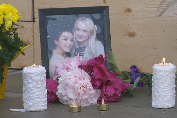 'The nicest and best people': 2 young women who died in Edmonton triple-fatal crash remembered