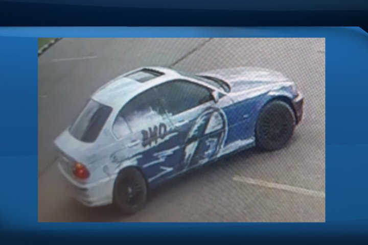 Calgary police seek vehicle of interest after assault sends woman to hospital