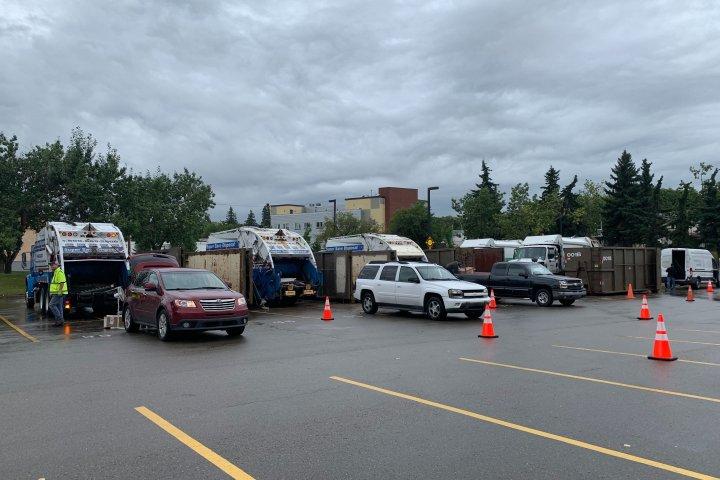 Edmonton Big Bin event returns following COVID-19 postponement