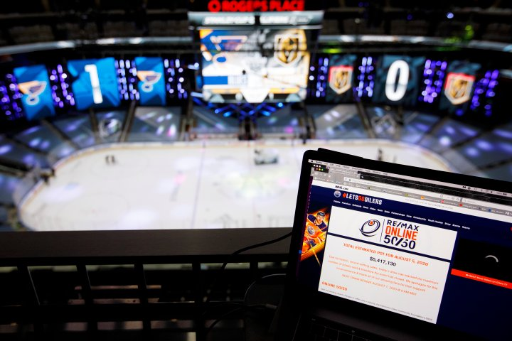 Edmonton Oilers Community Foundation offering 50/50 refunds after issues with Friday's draw