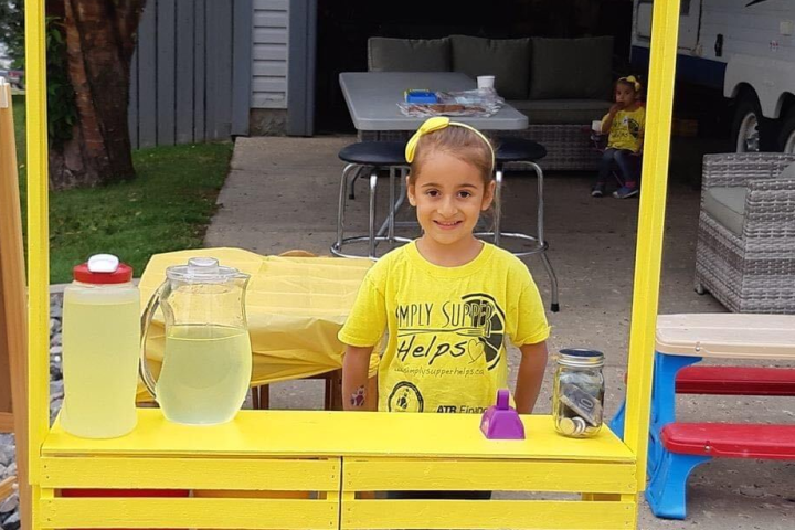 Edmonton family continuing late daughter's lemonade legacy