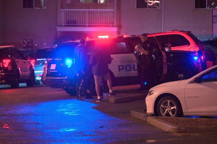 Edmonton police investigate shooting in city's northeast