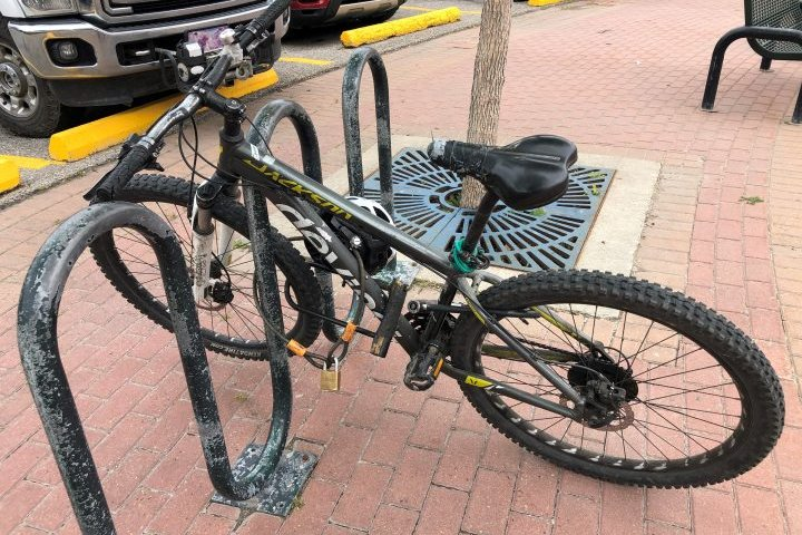 'Even the lock was gone': Calgarians hope new registry system gets their stolen bikes back