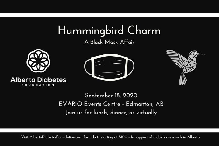 Global Edmonton supports: The Hummingbird Charm