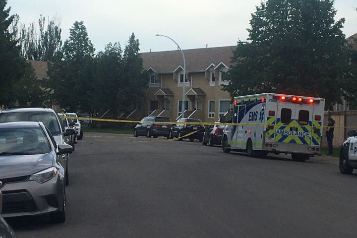 Homicide detectives investigate man's death at south Edmonton home