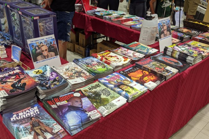 Masks required, spandex optional: Free Comic Book Day continues in 2020