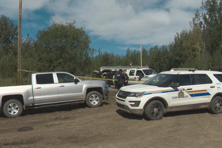 RCMP investigate 2 separate deaths on Paul Band First Nation