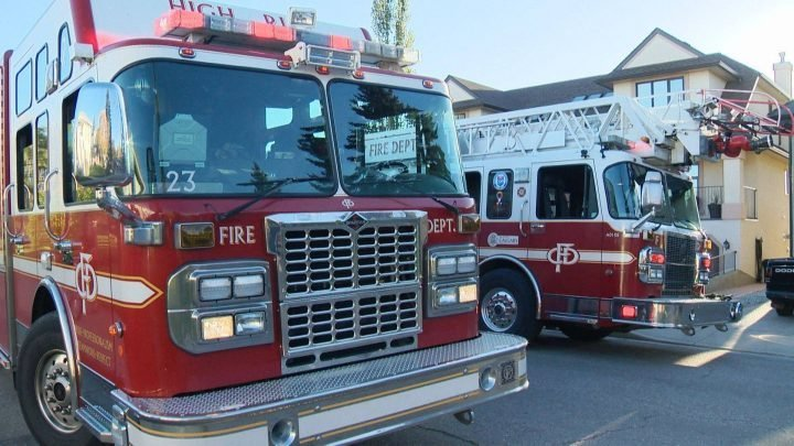 South Calgary duplex damaged by fire