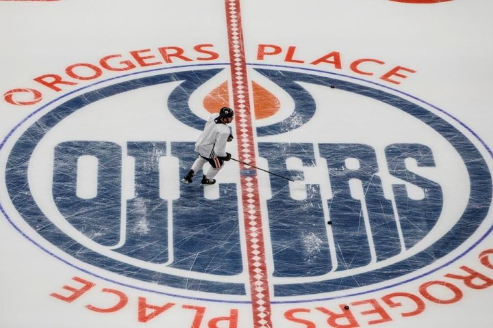 Still no winning numbers Sunday for Friday's massive Oilers 50/50 draw, major online issues